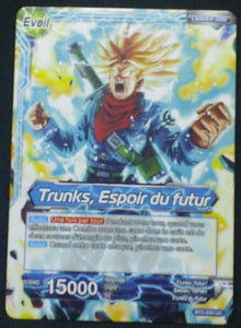 trading card game jcc Dragon Ball Super Card Game Fr Part 2 BT2-035 UC Trunks