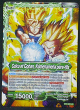 Charger l'image dans la galerie, trading card game jcc Dragon Ball Super Card Game Fr Part 2 BT2-069UC Son Gohan bandai 2018