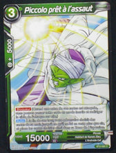Charger l'image dans la galerie, carte Dragon Ball Super Card Game Fr Part 2 BT2-080C Piccolo prêt à l assaut bandai 2018