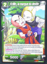 Charger l'image dans la galerie, carte Dragon Ball Super Card Game Fr Part 2 BT2-081C Krillin, la marque du destin bandai 2018