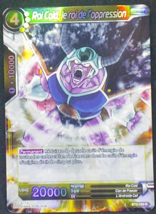 carte Dragon Ball Super Card Game Fr Part 2 BT2-105R Roi Cold, le roi de l oppression bandai 2018