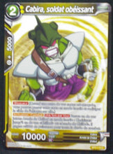 Charger l'image dans la galerie, carte Dragon Ball Super Card Game Fr Part 2 BT2-119C Cabira, soldat obéissant bandai 2018
