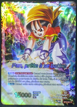 Charger l'image dans la galerie, trading card game jcc Dragon Ball Super Card Game Fr Part 3 BT3-001R Pan bandai 2018