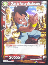 Charger l'image dans la galerie, carte Dragon Ball Super Card Game Fr Part 3 BT3-014C Oob, la force dissimulee bandai 2018