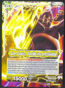 trading card game jcc carte Dragon Ball Super Card Game Fr Part 3 BT3-083UC Son Goku bandai 2018