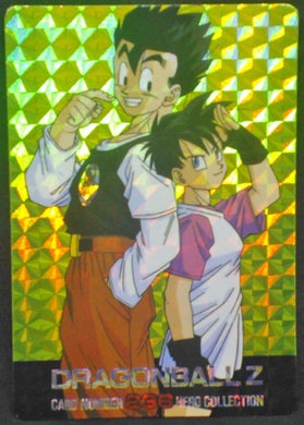 trading card game jcc carte Hero Collection Part 2 n°236 (1994) Amada Songohan Videl