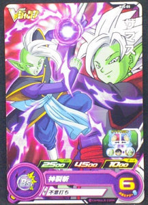 carte Super Dragon Ball Heroes Cartes hors series PJS-05 Zamasu bandai 2016