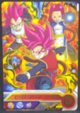 trading card game jcc carte Super Dragon Ball Heroes Hero Avatar Card (2017) bandai sdbh promo cardamehdz