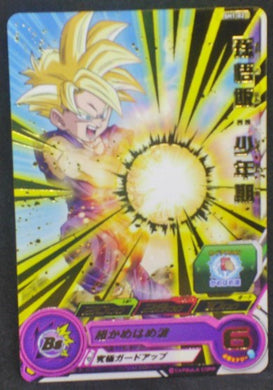 carte Super Dragon Ball Heroes Part 1 SH1-02 (2016) bandai songohan