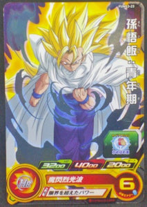 Carte Dragon Ball Z DBZ Super Dragon Ball Heroes Ultimate Booster Pack PUMS3-05