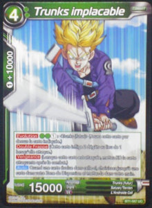 carte dragon ball super BT1-067 UC fr bandai 2018