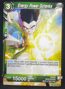 carte dragon ball super BT1-071 C us bandai 2018
