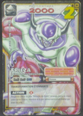carte dragon ball z Cartes à jouer et à collectionner (JCC) Part 1 D-68 bandai frieza dbz
