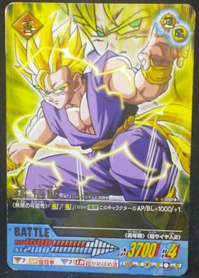 tcg jcc carte dragon ball z Data Carddass 2 Part 1 n°004-II (2006) songohan bandai dbz cardamehdz