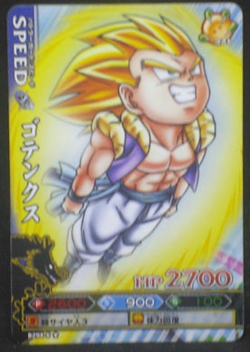 tcg jcc carte dragon ball z Data Carddass DBKaï Dragon Battlers Part 6 n°B294-6 (2010) bandai gotenks dbz cardamehdz