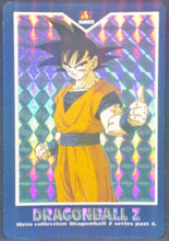 Charger l'image dans la galerie, trading card game jcc carte dragon ball z Hero Collection Part 4 n°397 (1995) Amada songoku dbz