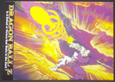 tcg jcc carte dragon ball z Trading card DBZ news Part 1 n°11 (2003) Amada piccolo cardamehdz