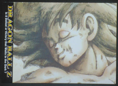 tcg jcc carte dragon ball z Trading card DBZ news Part 1 n°13 (2003) Amada songoku cardamehdz