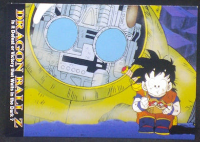 trading card game jcc carte dragon ball z Trading card DBZ news Part 1 n°21 (2003) songohan amada cardamehdz