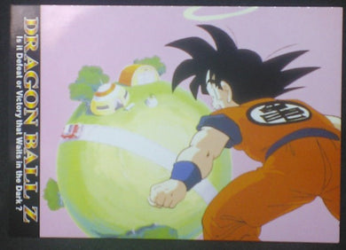 tcg jcc carte dragon ball z Trading card DBZ news Part 1 n°30 (2003) Amada songoku cardamehdz