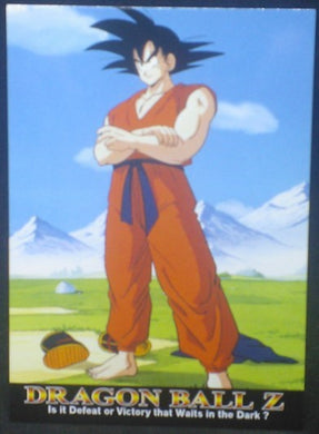 tcg jcc carte dragon ball z Trading card DBZ news Part 1 n°41 (2003) Amada songoku cardamehdz
