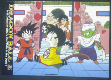 tcg jcc carte dragon ball z Trading card DBZ news Part 1 n°42 (2003) Amada songoku chichi tenshinhan yamcha krilin piccolo songohan cardamehdz