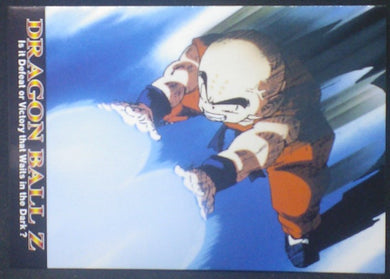 tcg jcc carte dragon ball z Trading card DBZ news Part 1 n°45 (2003) Amada krilin cardamehdz