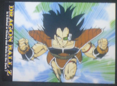 tcg jcc carte dragon ball z Trading card DBZ news Part 1 n°4 (2003) Amada radditz cardamehdz