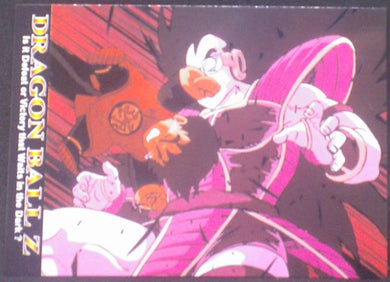 tcg jcc carte dragon ball z Trading card DBZ news Part 1 n°9 (2003) Amada songohan vs radditz cardamehdz