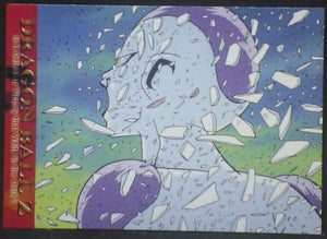 tcg jcc carte dragon ball z Trading card DBZ news Part 2 n°82 (2003) Amada freezer cardamehdz
