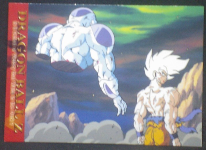 tcg jcc carte dragon ball z Trading card DBZ news Part 2 n°89 (2003) Amada songoku freezer cardamehdz