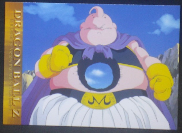 tcg jcc carte dragon ball z Trading card DBZ news Part 4 n°220 (2004) Amada boubou cardamehdz