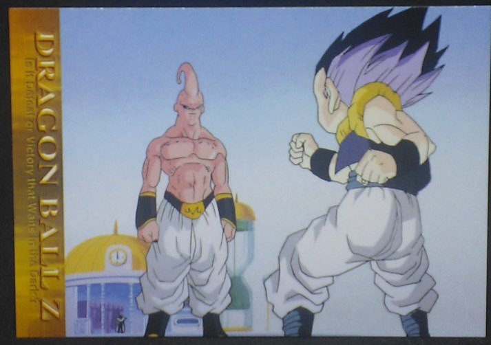 Trading card DBZ news Part 4 n°244 (2004)