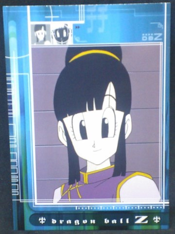 jcc carte dragon ball z Trading card DBZ news Part 5 n°48 (2004) chichi amada cardamehdz