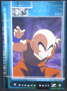 jcc carte dragon ball z Trading card DBZ news Part 5 n°49 (2004) krilin amada cardamehdz