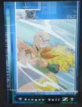 Charger l'image dans la galerie, trading card game jcc carte dragon ball z Trading card DBZ news Part 5 n°52 (2004) tenshihan lunch amada cardamehdz