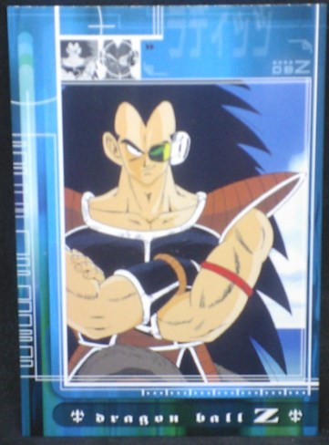 jcc carte dragon ball z Trading card DBZ news Part 5 n°54 (2004) radditz amada cardamehdz