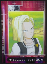 Charger l'image dans la galerie, jcc carte dragon ball z Trading card DBZ news Part 5 n°77 (2004) android n°18 amada cardamehdz