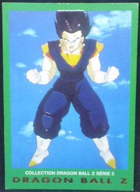 carte dragon ball z française panini serie 5 n°5 vegeto