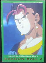 Charger l'image dans la galerie, trading card game carte dragon ball z française panini serie 5 n°8 vegeto