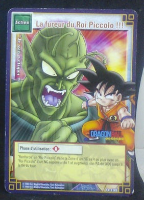 carte dragon ball Cartes à jouer et à collectionner (JCC) Part 2 D-195 (2006) bandai songoku vs piccolo daimao db cardamehdz