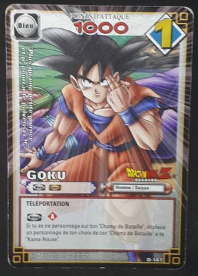 carte dragon ball z Cartes À Jouer Et À Collectionner (JCC) Part 2 n°D-147 (2006) bandai songoku dbz cardamehdz