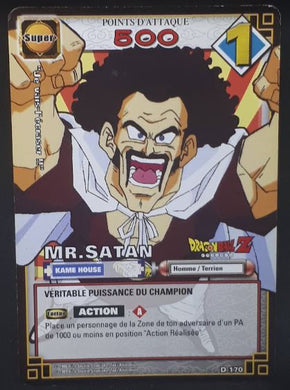 carte dragon ball z Cartes À Jouer Et À Collectionner (JCC) Part 2 n°D-170 (2006) bandai hercules dbz cardamehdz
