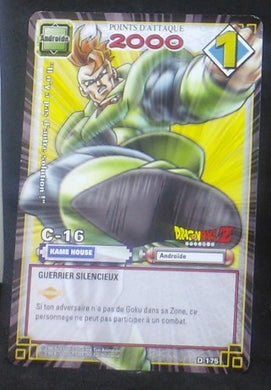 carte dragon ball z Cartes à jouer et à collectionner (JCC) Part 2 D-129 (2006) bandai android 16 dbz