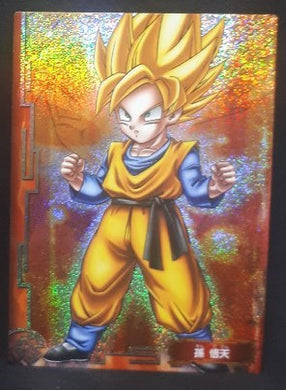 carte dragon ball z Collection Card Gum Part 1 SP n° 7 (2005) Ensky songoten dbz cardamehdz
