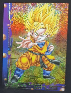 carte dragon ball z Collection Card Gum Part 2 SP n°16 (2006) Ensky songoten dbz cardamehdz