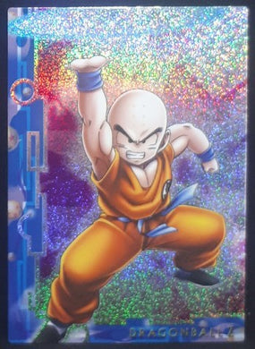 carte dragon ball z Collection Card Gum Part 3 SP n°26 (2006) Ensky krilin dbz cardamehdz
