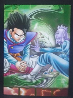carte dragon ball z Collection Card Gum Part 4 SP n°48 (2006) Ensky songohan vieux kaioshin dbz cardamehdz