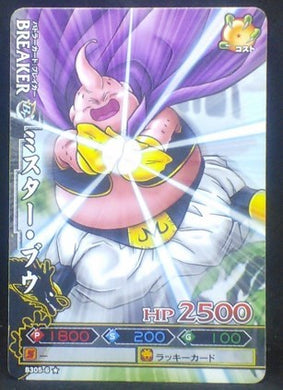 carte dragon ball z Data Carddass DBKaï Dragon Battlers Part 6 B305-6 (2010) bandai boubou dbz cardamehdz