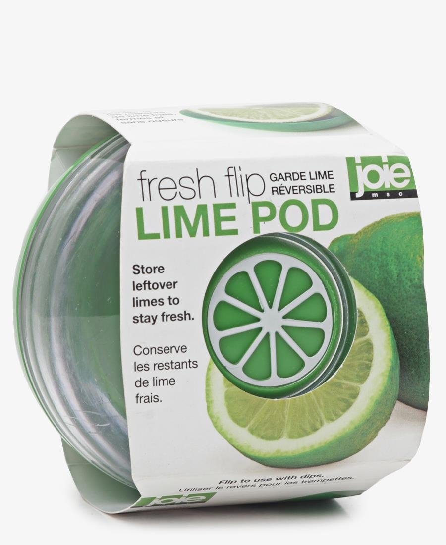 Joie Fresh Flip Lime Pod - Green